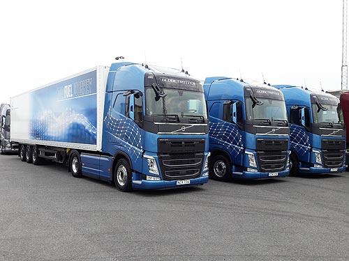 Как система I-Save в Volvo FH позволяет экономить тысячи евро в год на перевозках