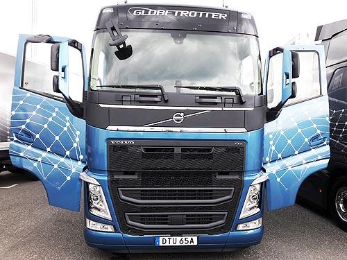 Как система I-Save в Volvo FH позволяет экономить тысячи евро в год на перевозках - Volvo Trucks