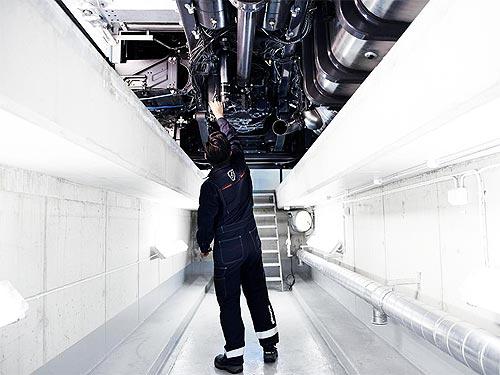 В Одессе начала работать новая сервисная станция Scania