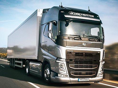 Новый Volvo FH сокращает расходы на топливо на 7%
