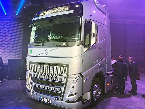 В Украине стартовали продажи новых грузовиков Volvo FH, FM и FMX - Volvo