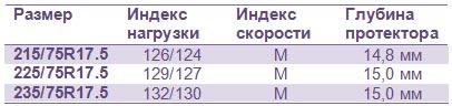 На украинский рынок вышел новый бренд грузовых шин - шин