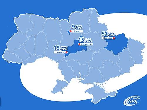 Какие авто и где угоняли во 2-м квартале в Украине. Статистика - угон