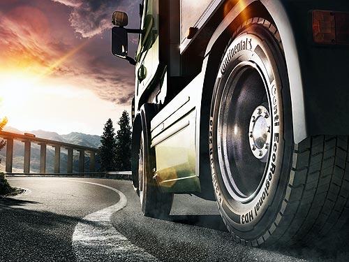 Continental представляет новую грузовую линейку шин