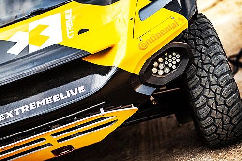 Continental стал соучредителем и премиум спонсором экстремальных гонок Extreme E