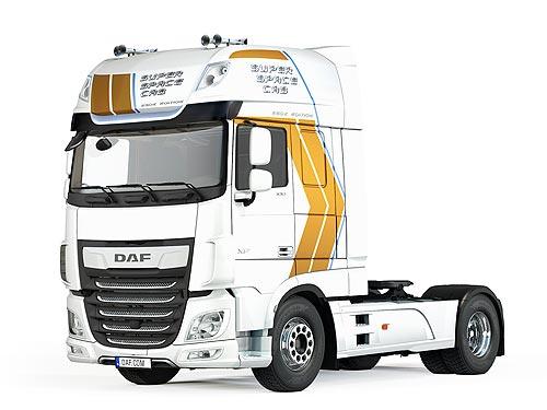 DAF представляет юбилейную серию XF Super Space Cab