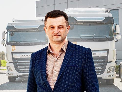 """DAF в украинских реалиях: владелец компании """"Владтранс"""" об эксплуатации грузовиков DAF"""