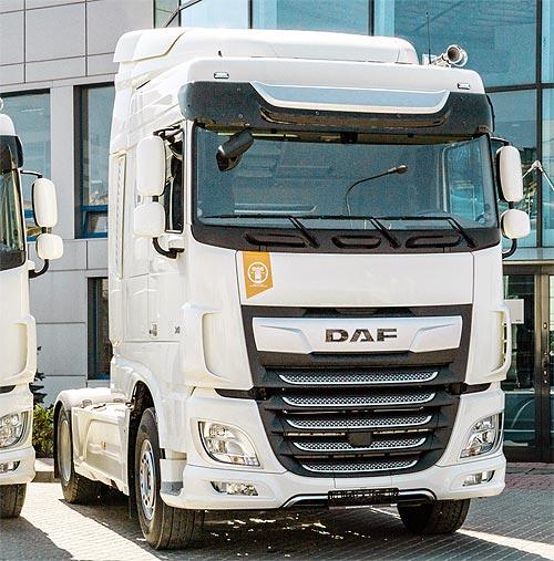 "DAF в украинских реалиях: владелец компании ""Владтранс"" об эксплуатации грузовиков DAF - DAF"