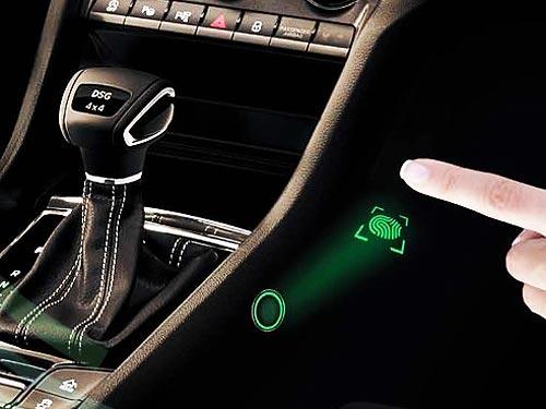 В Украине появилось противоугонное устройство для авто, которое работает по отпечатку пальца - угон