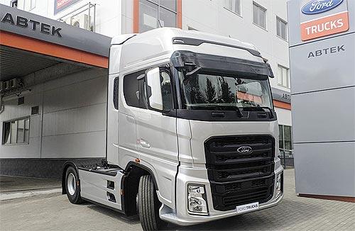 На тягач Ford Trucks F-MAX действует акционное предложение