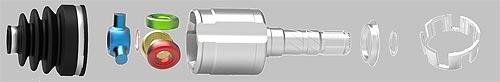 GSP представляет новую линейку приводных валов премиум-класса -