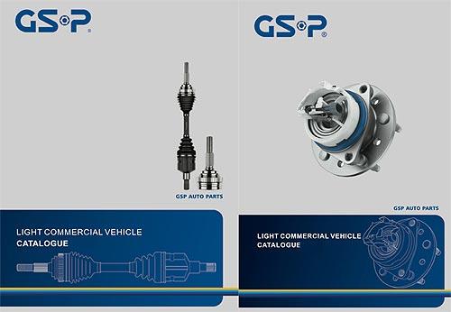 Для надежности и экономии: какие запчасти предлагает GSP до легкого коммерческого транспорта, минивэнов и пикапов