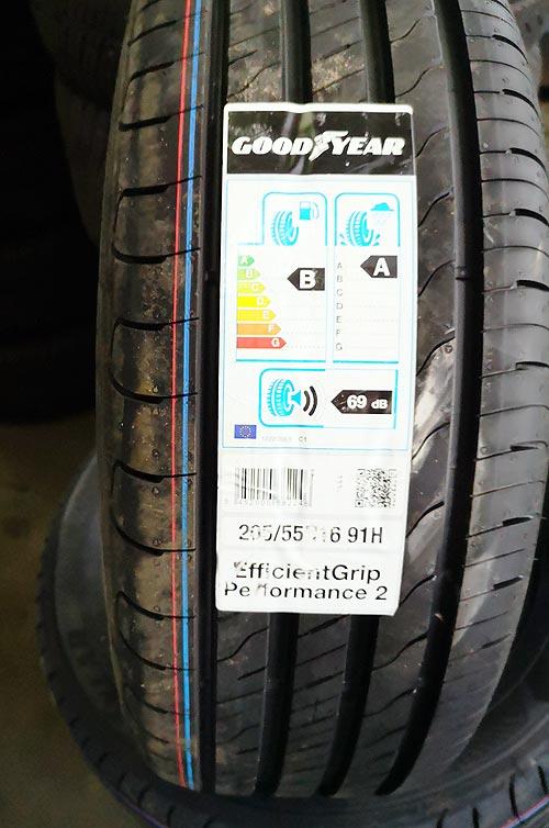 Весна дает шанс подумать. Тестируем новые летние шины Goodyear EfficientGrip Performance 2 - Goodyear