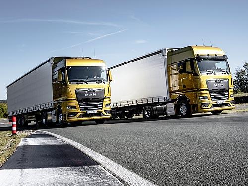 Что изменилось в новом поколении грузовиков MAN TGX