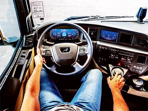 Что изменилось в новом поколении грузовиков MAN TGX - MAN