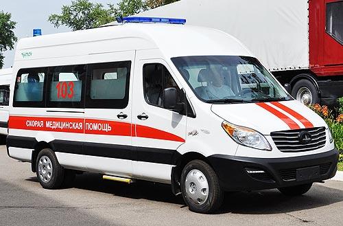На рынок медицинских авто вскоре может выйти МАЗ