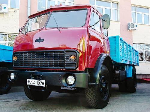 МАЗ представил линейку перспективных моделей - МАЗ