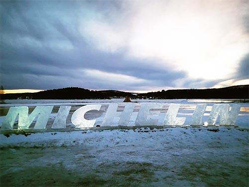 На что способны новые нешипованные шины Michelin X-Ice Snow. Наш тест - Michelin