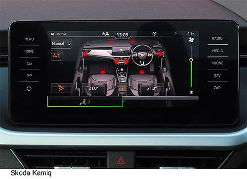 Какие системы автомобиля отвлекают водителя от дороги