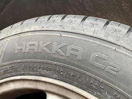 Какие шины установить на бус или вэн. Тестируем летние шины Nokian Hakka C2 - Nokian