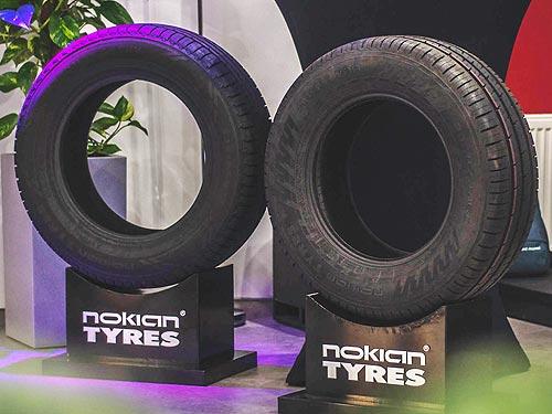 Nokian Tyres смогла увеличить продажи в Украине и подготовила новинки для покупателей шин