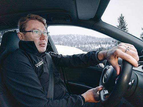 Nokian Tyres представила новую шину для центральноевропейской зимы Nokian Snowproof P - Nokian
