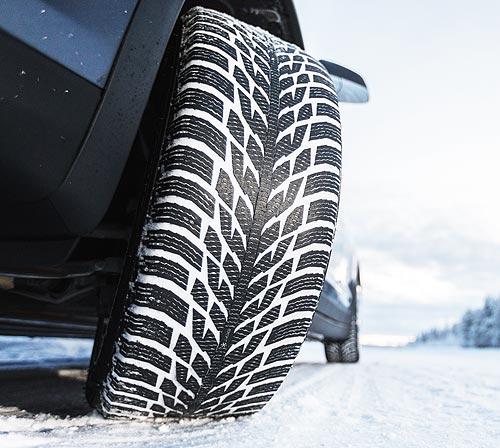 Как замедлить износ зимних шин. Советы специалистов