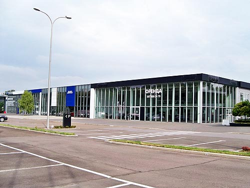 В Украине выставлен на продажу 3S-комплекс по продаже и сервисному обслуживанию автомобилей