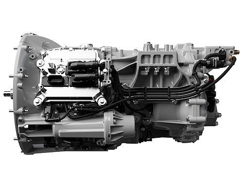 Scania представляет новую линейку высокотехнологичных КПП