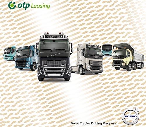 Покупатели грузовиков Volvo Trucks получают компенсацию 10%