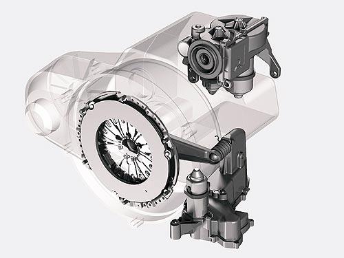 ZF Aftermarket предлагает роботизированные системы сцепления - ZF