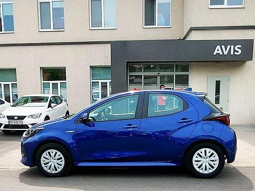 Avis Украина обновляет почти 30% своего автопарка. Какие новые авто закупают - автопарк