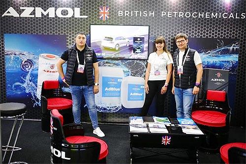 В Украине презентовали три новых продукта AZMOL-ВР