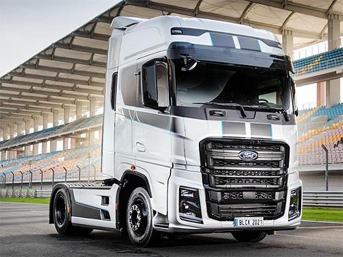 Какие новые продукты и технологии появились у Ford Trucks в 2021 году