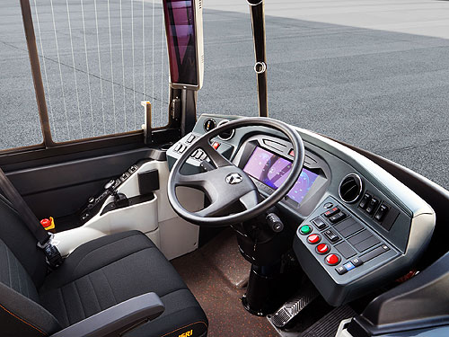 Karsan представил линейку электрических автобусов Electric City - Karsan