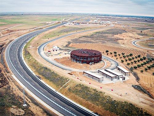Nokian Tyres начала тестировать шины в новом испытательном центре в Испании