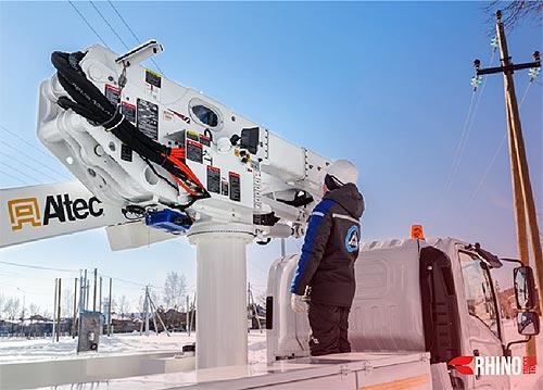 Какое оборудование для работ под напряжением в ближайшем времени будут использовать украинские энергетические компании - энергет