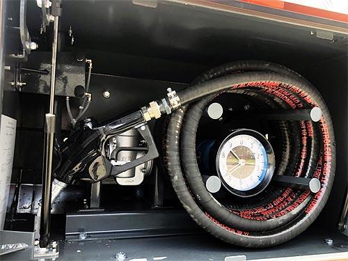 Автострада купила 7 автотопливозаправщиков Техкомплект на базе MAN - Техкомплект