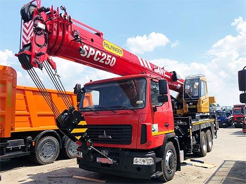 Украинский рынок грузовиков за 8 месяцев вырос на 60% - рынок грузовиков