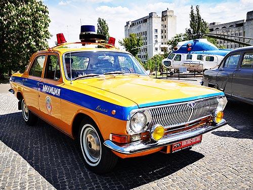 В Киеве появится автомобильный музей - музей