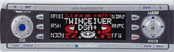 Новая автомагнитола фирмы Blaupunkt San Francisko CD72 с двойным тюнером Twin Ciever
