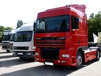 DAF рассматривает возможность сборки грузовиков в России - DAF