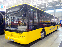 Міста, де пройде Євро-2012 беруть кредити під закупівлю автобусів.