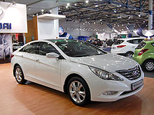 Новая Hyundai Sonata стала доступнее на 12 760 грн.