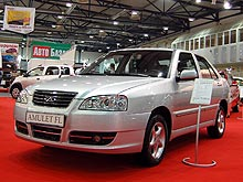 В Киеве стартовал автосалон SIA 2011. Грядет вторая волна китайской экспансии
