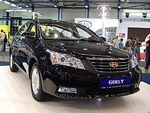 Какие новинки Geely будут представлены на SIA 2012 - Geely
