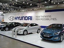SIA 2011: Hyundai представил 4 новинки на украинском рынке и заинтриговал ценами - Hyundai