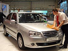 В Украине стартовали продажи нового Chery Amulet New - Chery