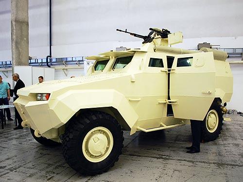 Чем будем давать по зубам: Обзор новинок выставки «Зброя и безпека 2015»