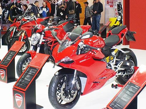 Harley-Davidson интересуется покупкой Ducati